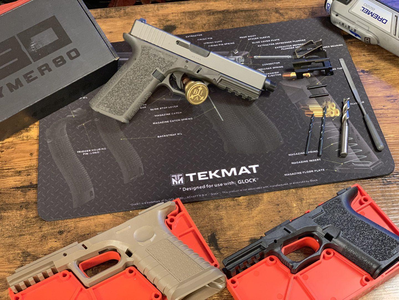 Polymer80, 80% Pistol Frame Review - Black Flag Armory | Medford OR