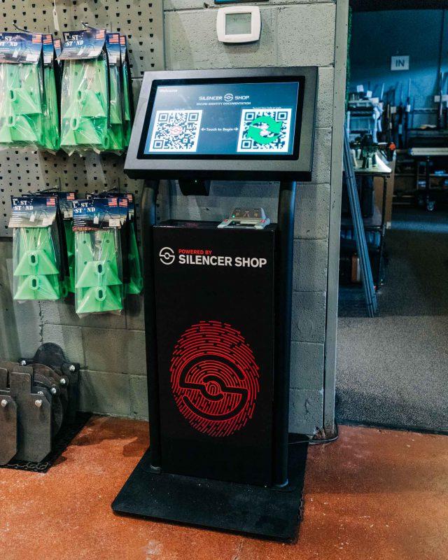 silencer kiosk