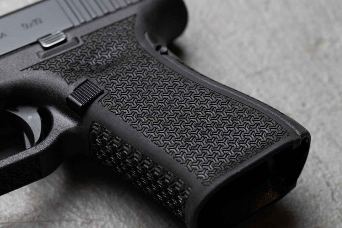 types of firearms